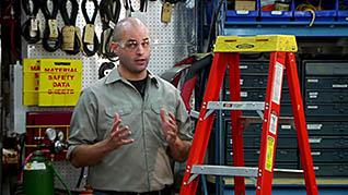 Safety: Ladder Safety Screenshot