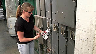Lockout/tagout alone