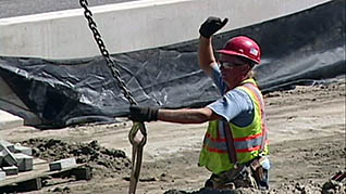 Personal Protective Equipment in construction zones
