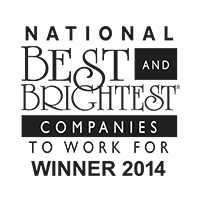 National Best and Brightest Companies 2014