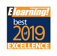 Best of Elearning 2019 award