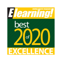 Best of Elearning 2020 award