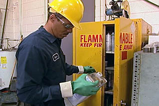 Effectively using HazCom when storing hazardous materials