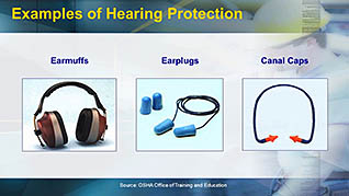 OSHA Construction: Personal Protective Equipment Screenshot