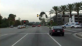Intersection Driving